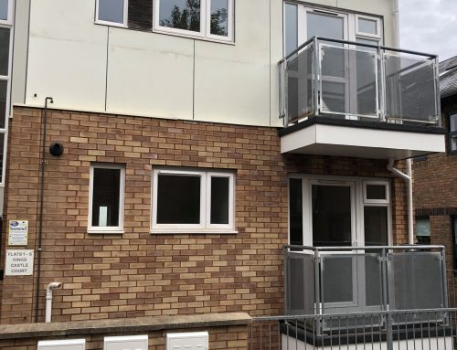 Completed Work: Kingscastle Court