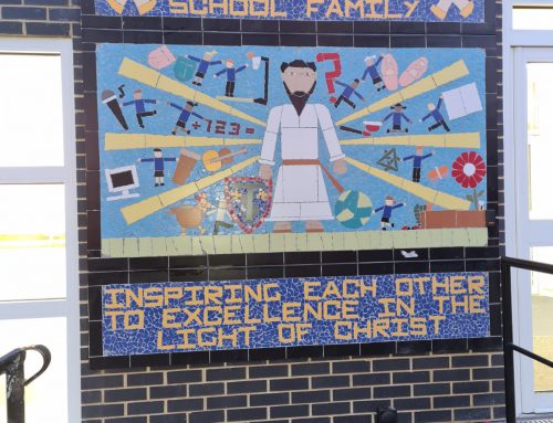 Completed Work: St Teresa's Primary